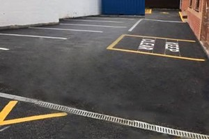 line marking services in Sutton Coldfield