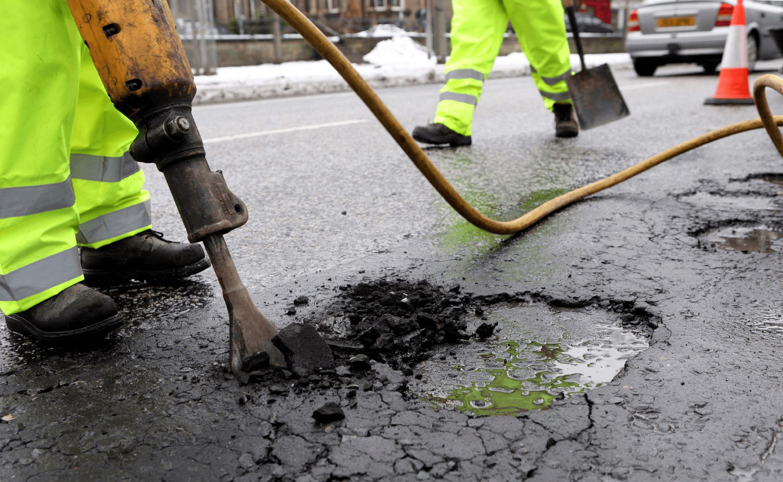 Pothole Repairs Kings Norton