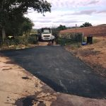 farm road surfacing in Coventry
