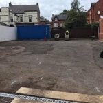 Before we started on this resurfacing project
