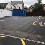 line marking in Coventry