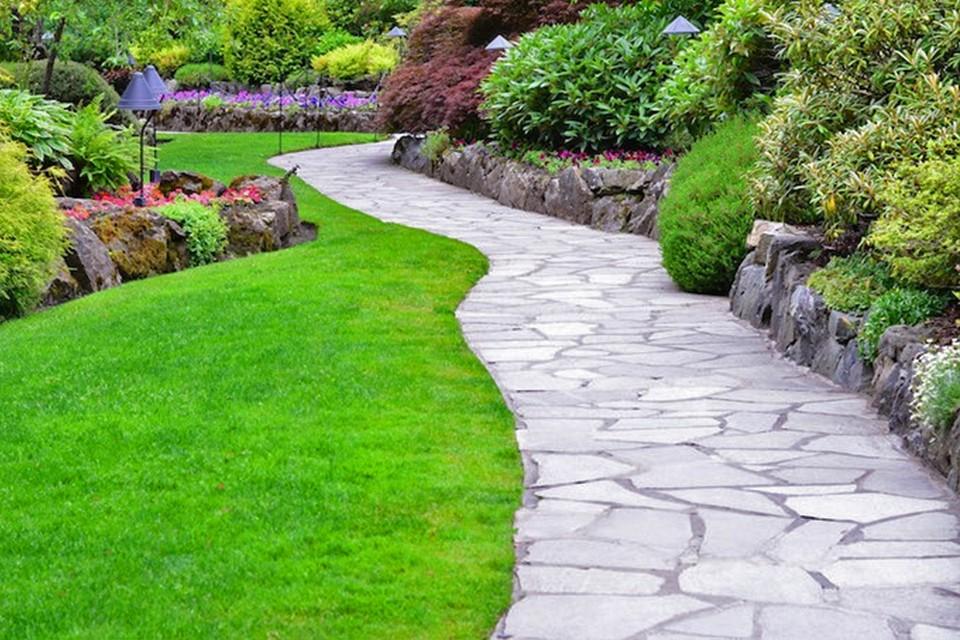 Garden Paths in Shirley