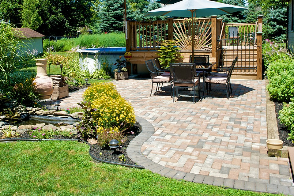 Shirley Patio Installers