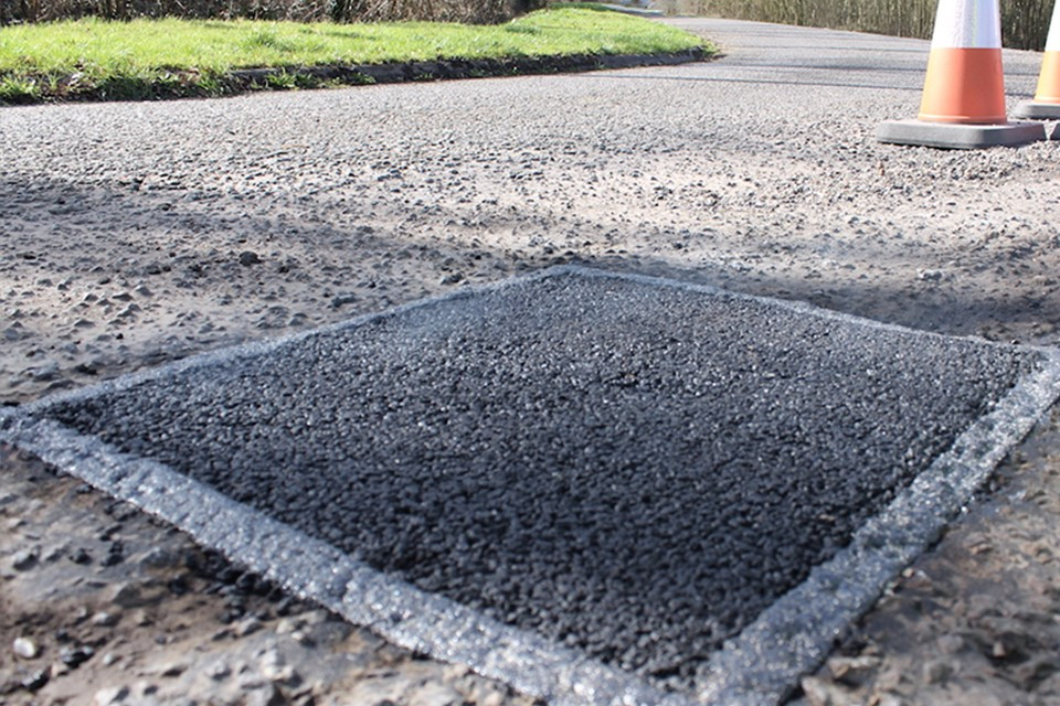 Kings Heath pothole repairs