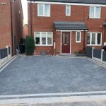 block paved driveway in Coventry