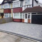 bespoke block paved driveway in Coventry